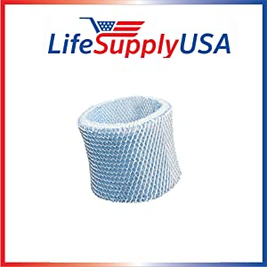 LifeSupplyUSA Humidifier Replacement Filter Compatible with Graco 4 Gallon Model 2H02 2H03 and Compatible with Hamilton Beach TrueAir 05520 05521 05920