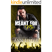 Meant For Me (The Rock Gods Book 5) book cover