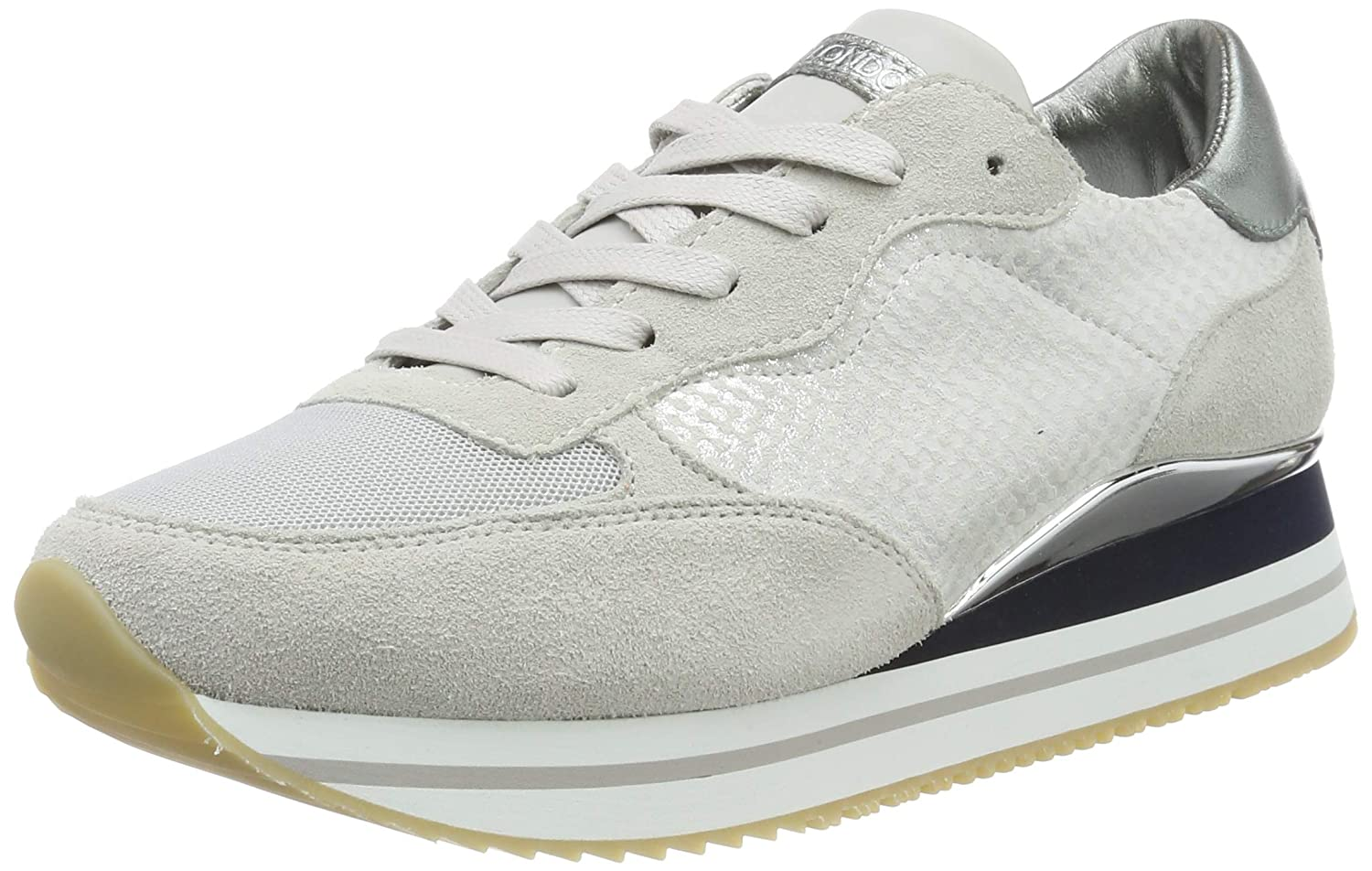 Crime london 25502pp1 scarpe da ginnastica basse donna amazon shoes grigio