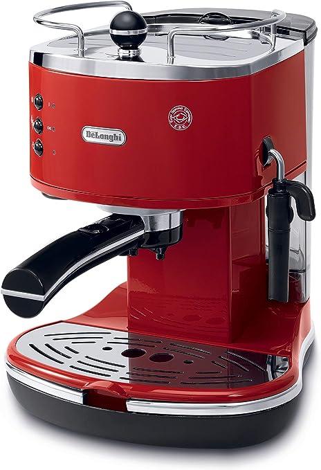 DeLonghi ECO310.R, Rojo, 1050 W, 230 MB/s, 50/60 Hz, 230 x 260 x ...