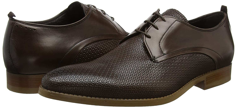 Bertie Professor, Zapatos Zapatos Zapatos de Cordones Derby para Hombre a44a10