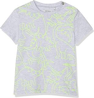 Camiseta para Ni/ñas IKKS Junior T Shirt Visuel Planches de Surf