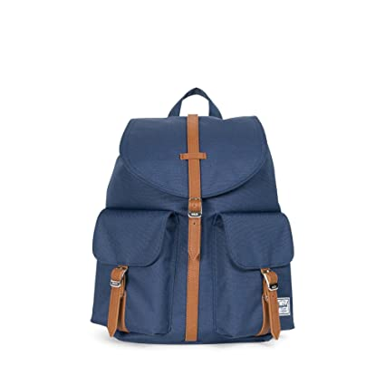 Herschel Supply Co. Dawson X-Small, Navy Tan Synthetic Leather  Amazon.co.uk   Luggage f93c5ddff0