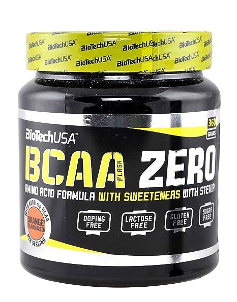 Biotech Bcaa Flash Zero Aminoácido Uva - 700 gr