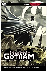 Batman: Streets of Gotham Vol. 1: Hush Money Kindle Edition