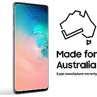 Samsung SM-G973FZWAXSA Galaxy S10 128GB Smartphone (Australian Version), Prism White
