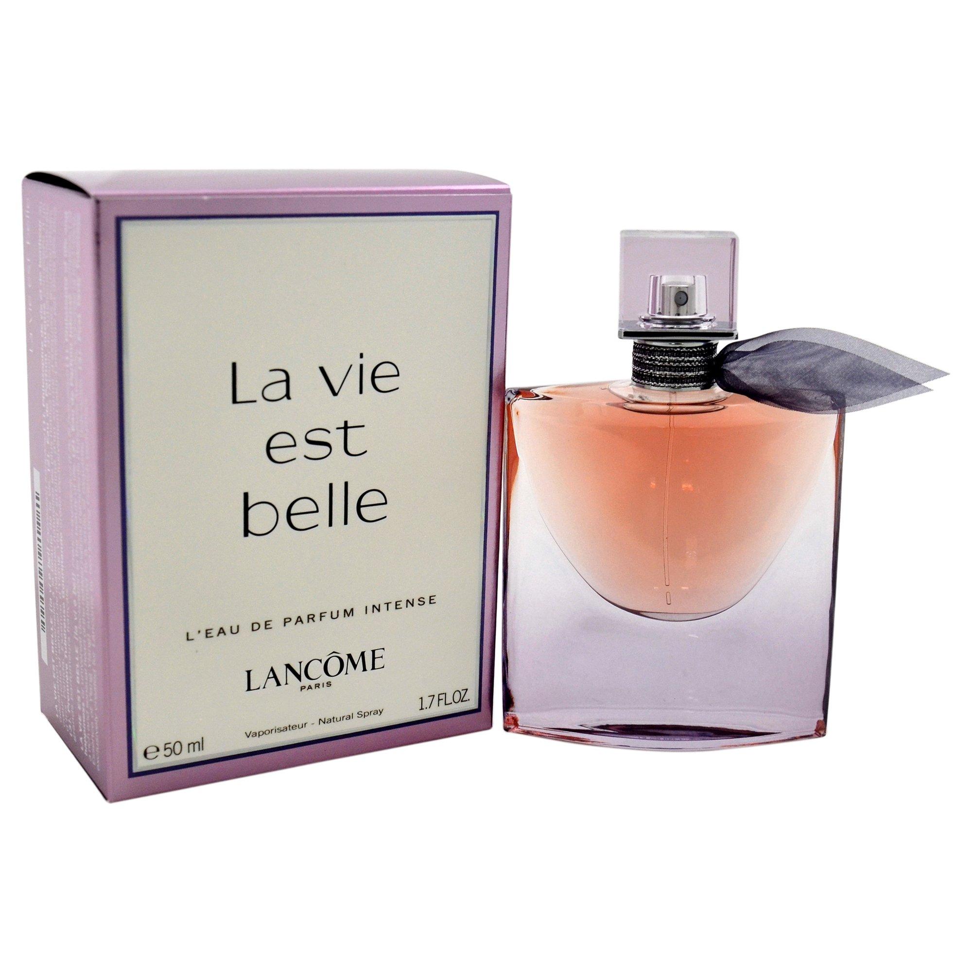 Lancome La Vie Est Belle L'eau de Parfum Intense Spray for Women, 1.7 Ounce