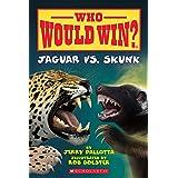 Jaguar Vs. Skunk (Who Would Win? Book 18)