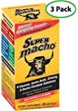 Super Macho Softgels - 3 Pack