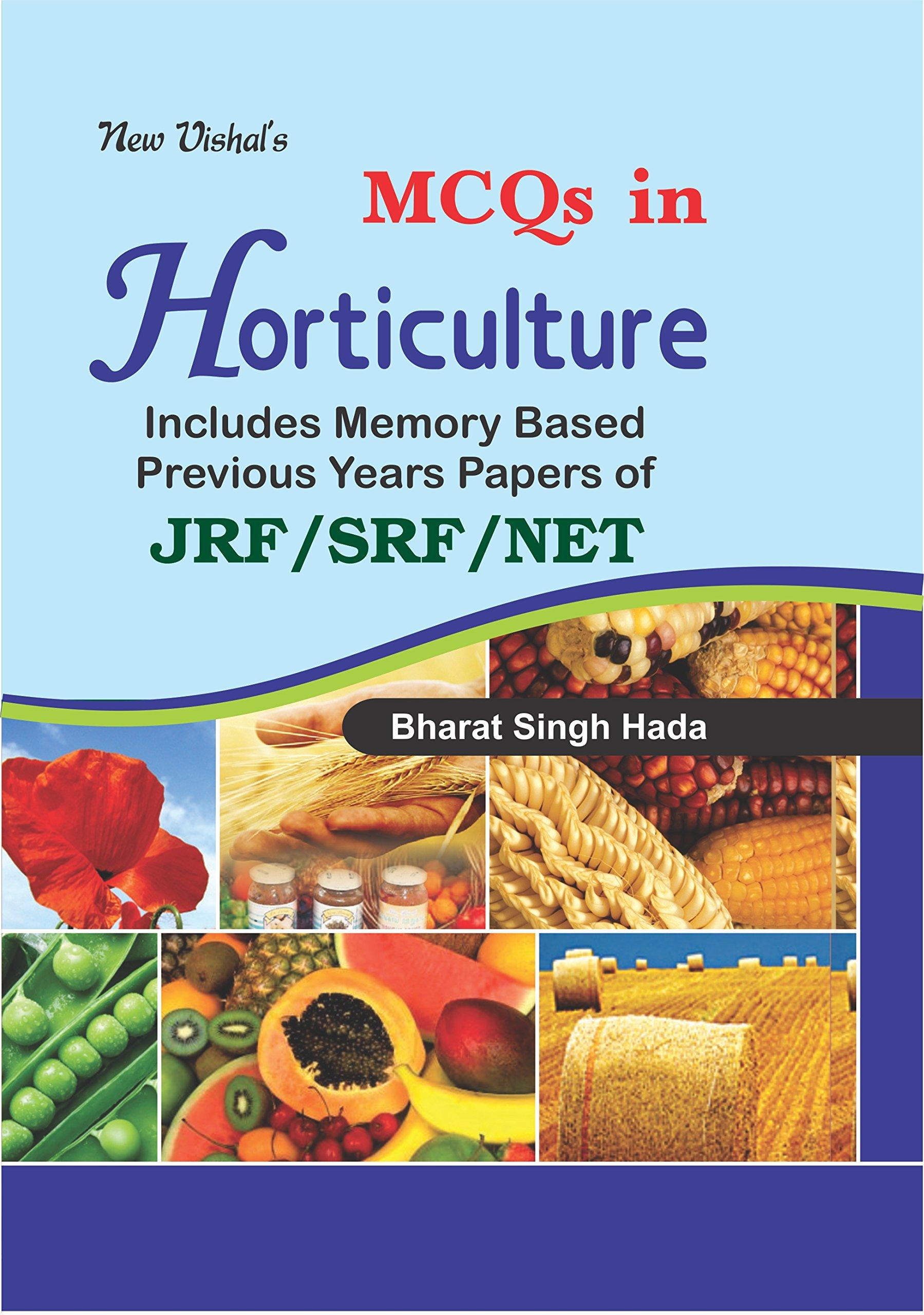 Horticulture Books Pdf In Hindi