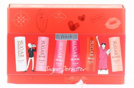 FRESH Sugar Jetsetter Rose, Petal, Bloom, Honey, Spice and Advanced Therapy Lip Treatment