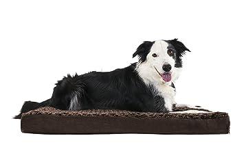 furhaven colchón de Espuma con Efecto Memoria Cama para Mascotas para Perros y Gatos: Amazon.es: Productos para mascotas
