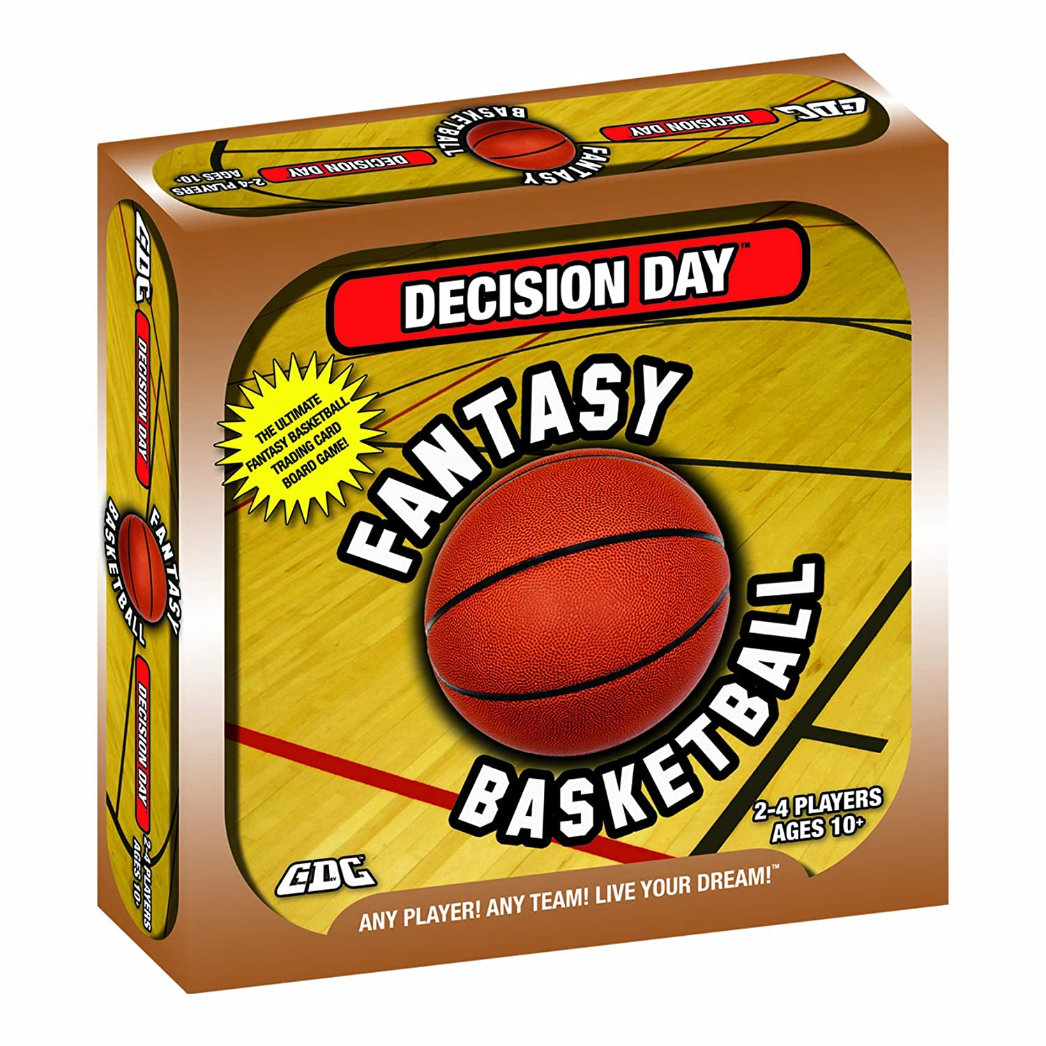 Decision Day - Fantasy Basketball by GDC-GameDevCo