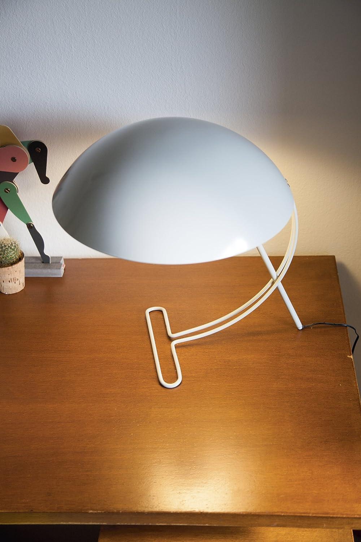 Philips InStyle LED tafellampbureaulamp Beauvais, zilver