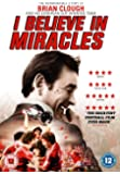 Brian Clough: I Believe in Miracles [DVD] [2015]