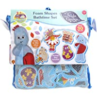 In the Night Garden 1684 30 Foam Pieces Featuring Key Characters Including Igglepiggle, Upsy Daisy, Makka Pakka & More…
