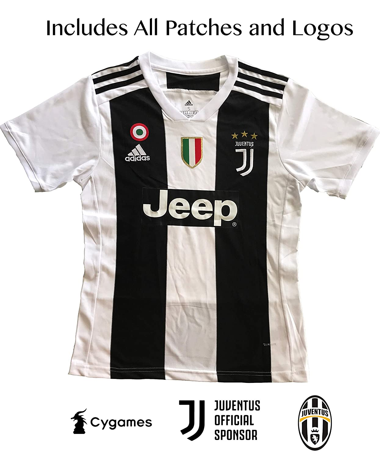 finest selection f97e0 8f36c Amazon.com : REPLI-K The Replica Soccer Jersey for Adults on ...