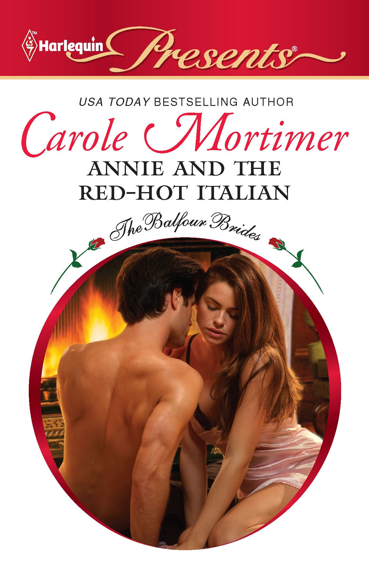 Download Annie and the Red-Hot Italian ebook