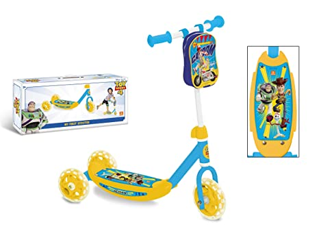Mondo Toy Story My First Scooter Patinete Baby 3 Ruedas ...