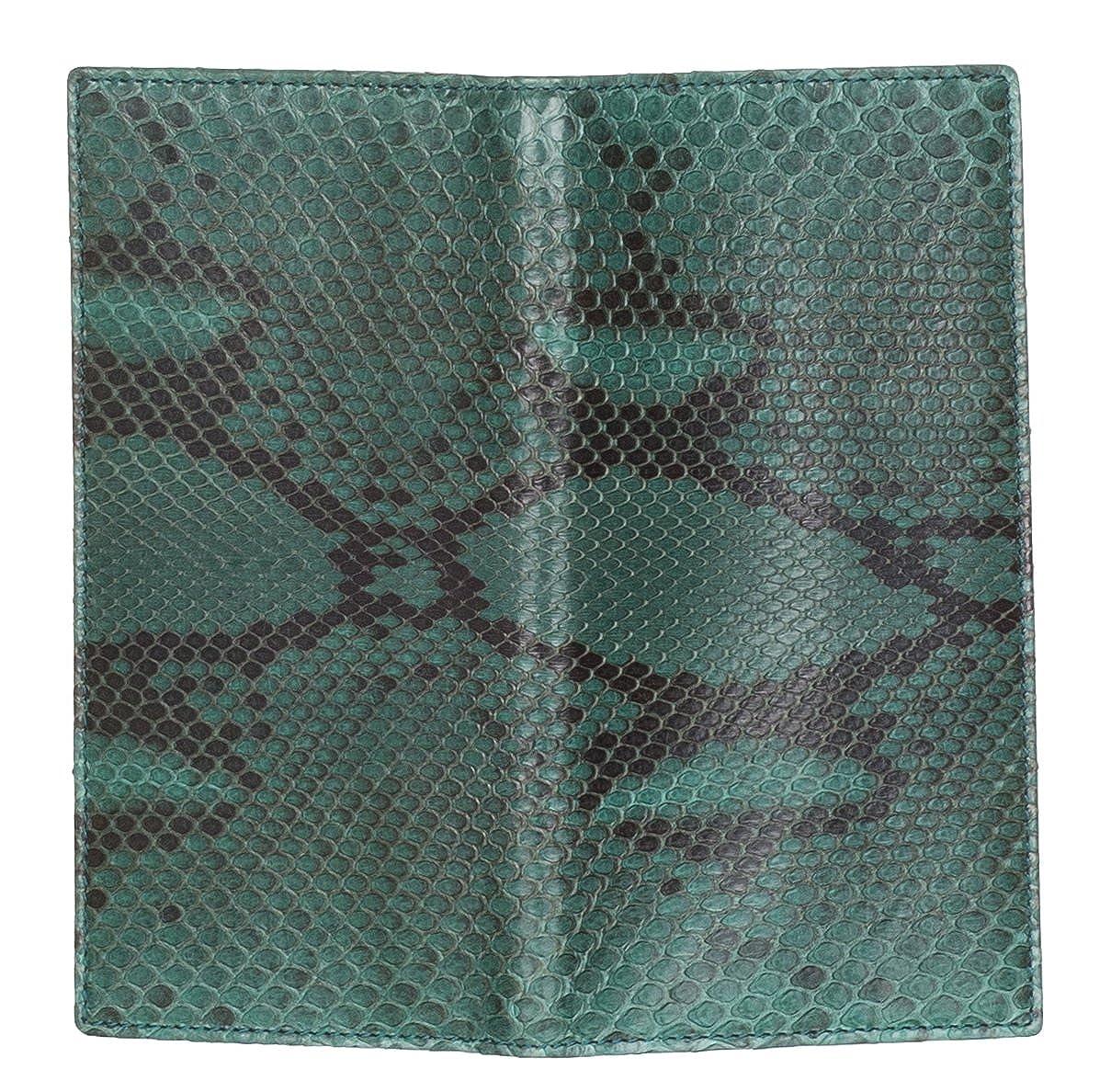 d7ba1db7476a Amazon.com: Gucci Green Python Snakeskin Long Bi Fold Wallet: Shoes