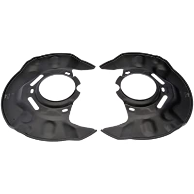 Dorman 924-372 Brake Dust Shield, Pair: Automotive