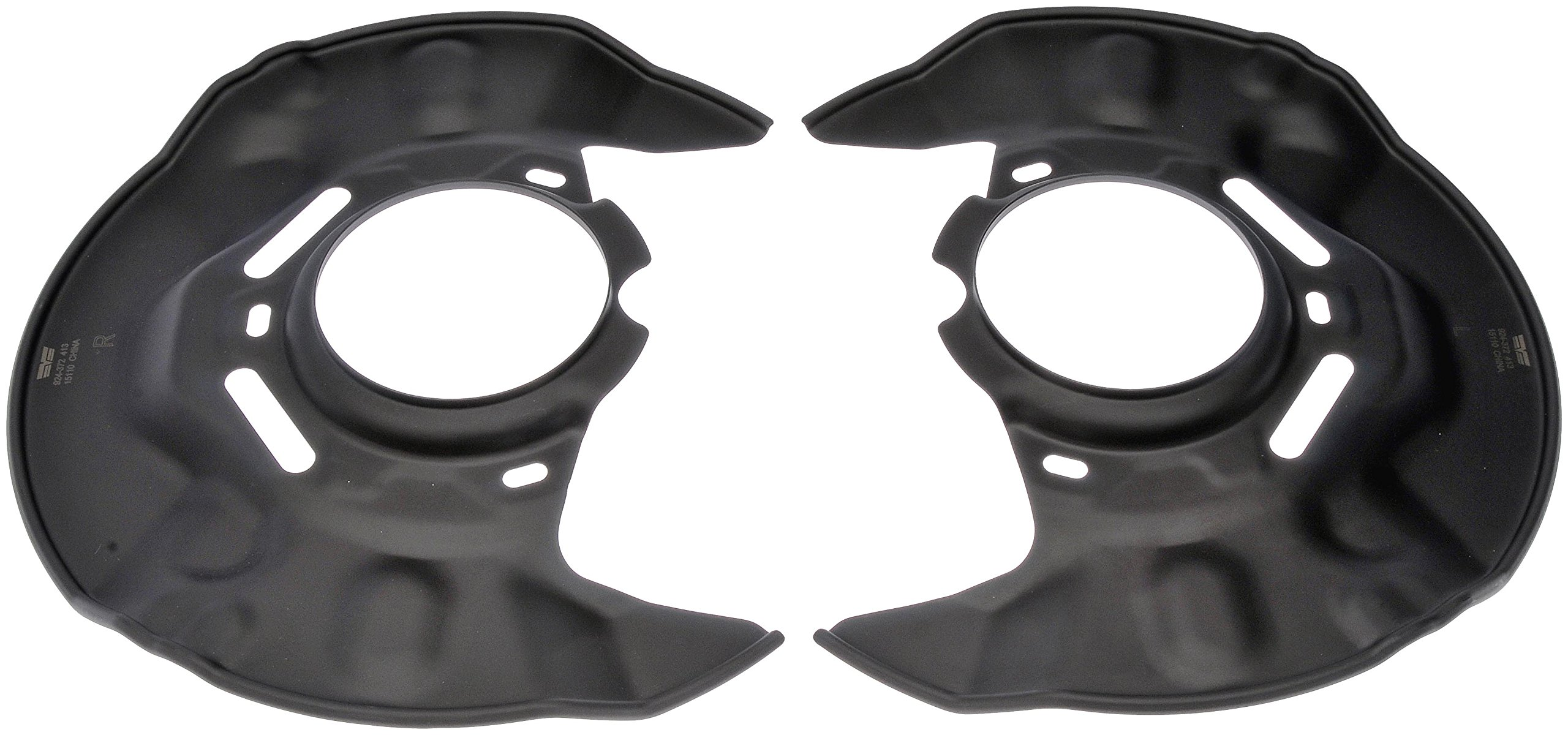 Dorman 924-372 Brake Dust Shield, Pair