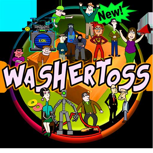 Washer Toss - Box Gripper