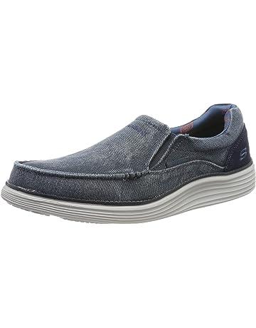 Zapatos HombreY Amazon Para esMocasines Complementos 3j45ARL