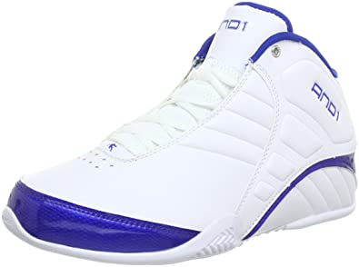 Amazon.com | AND 1 Men's Rocket 3.0 Mid Basketball Shoe | Basketball