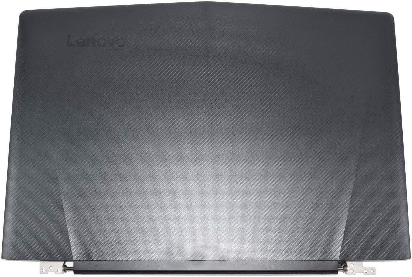 New for Lenovo Legion Y520 R720 LCD Rear Cover Back Screen Shell w/Hinges & Cable AP13B000100