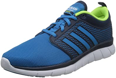 e81d4889c7a5 adidas Men s Cloudfoam Groove Fitness Shoes  Amazon.co.uk  Shoes   Bags