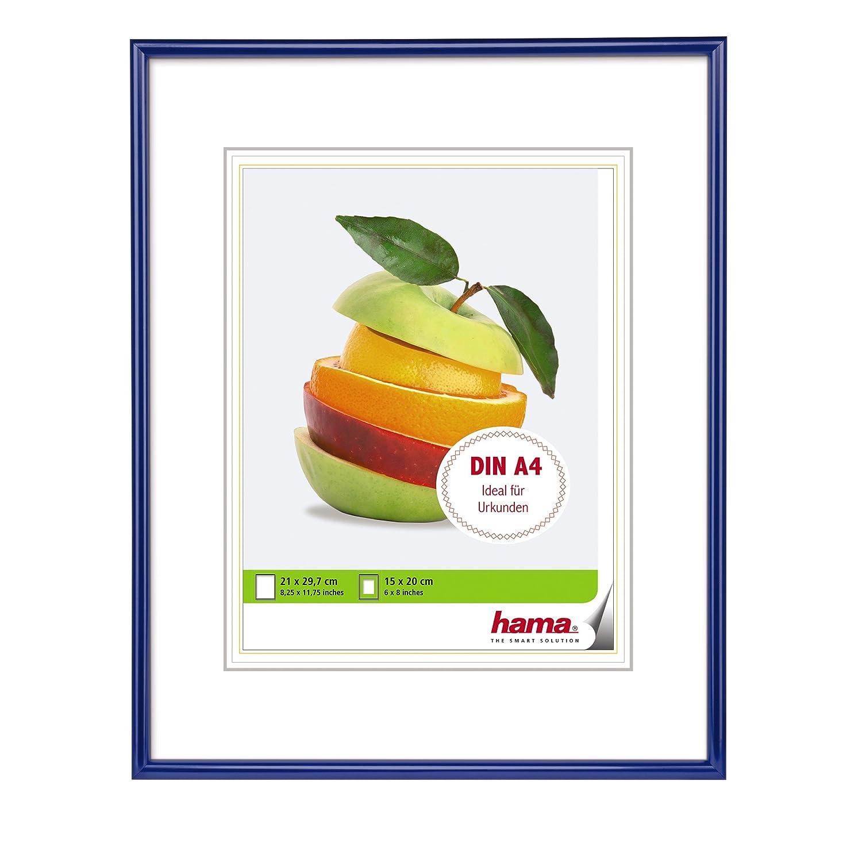 Amazon.de: Hama Bilderrahmen Sevilla (DIN A4, 21 x 29, 7 cm, mit ...