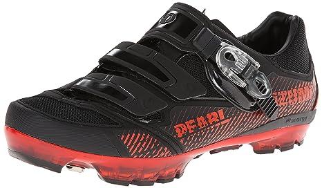 PEARL IZUMI - Zapatillas para Hombre MTB x-Project 3.0 Negro, Talla 4