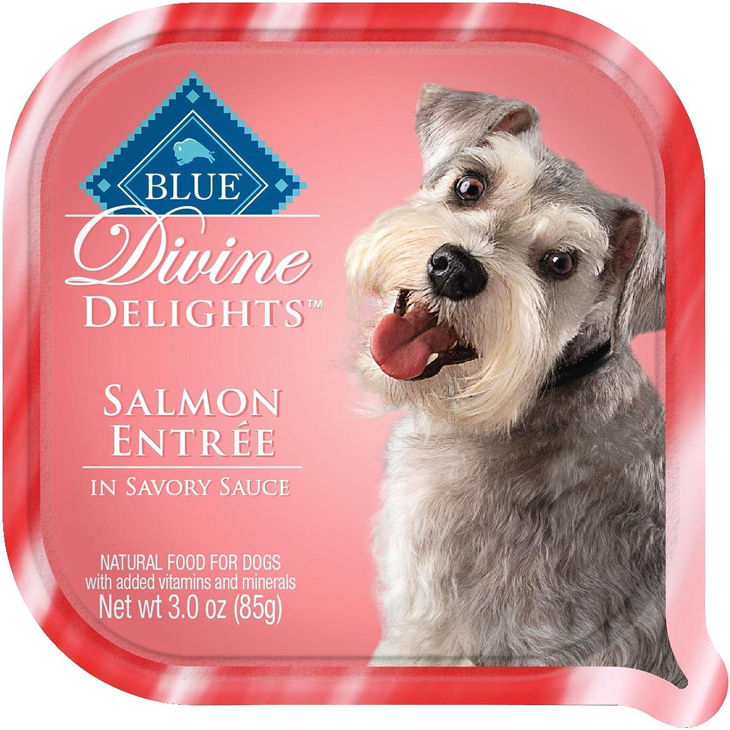 Blue Buffalo Small Breed Divine Delights – Salmon – 3 oz