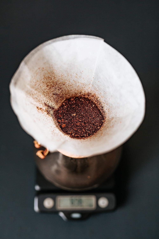 Café molido - Rico café de filtro italiano de Presto. Mezcla de Arábica - Sedosa e Indulgente con notas de Almendra y Cacao - Adecuado para Cafetiers y ...
