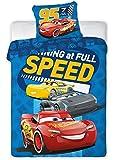 Unbekannt Disney Pixar Cars Parure de lit pour bébé 100x 135cm