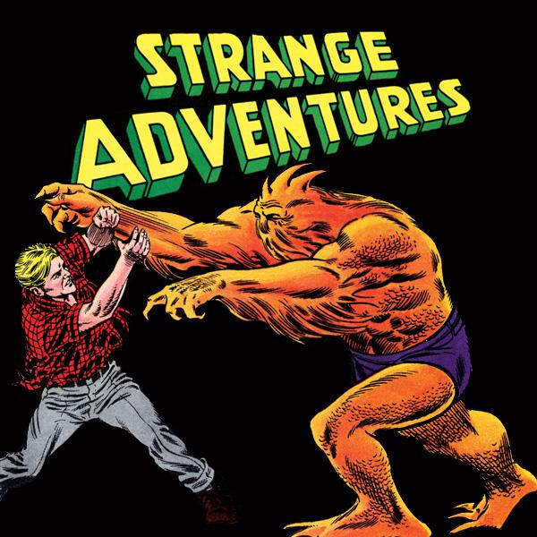 Strange Adventures (1950-1973) (Issues) (9 Book Series)