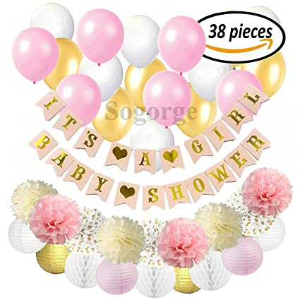 Amazon Com Baby Shower Decorations Baby Shower It S A
