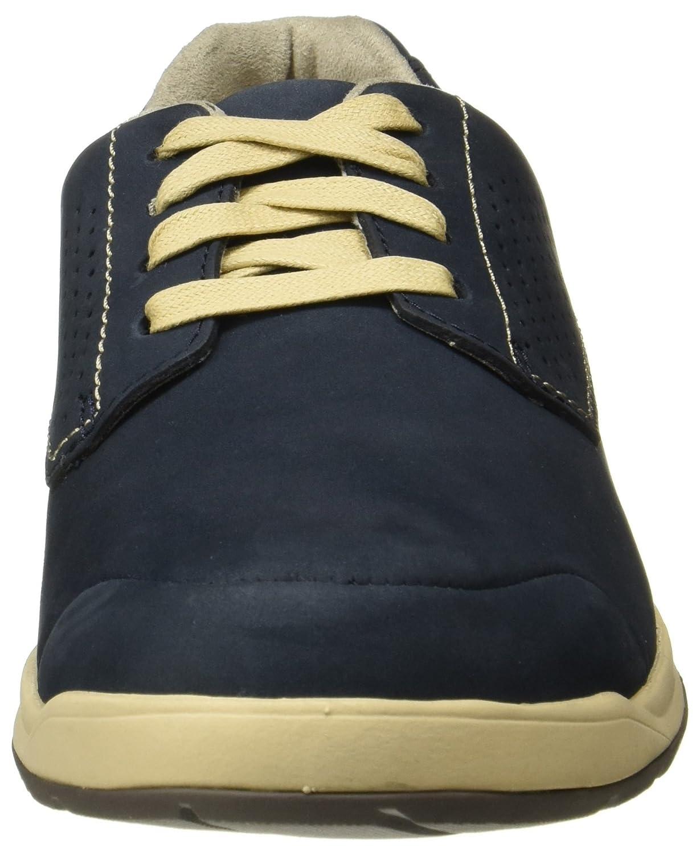 uk Clarks co Plan amp; Lace Derby Men's Stafford Bags Amazon Up Shoes wnS8qwarC
