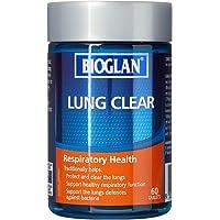 Bioglan BG Lung Clear 60s, 0.1 Kilograms