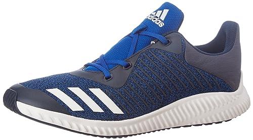 adidas Unisex Kids Fortarun K Running Shoes Blau Croyal Ftwwht Conavy