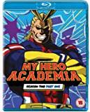 My Hero Academia: Season 2, Part 1 [Blu-ray]