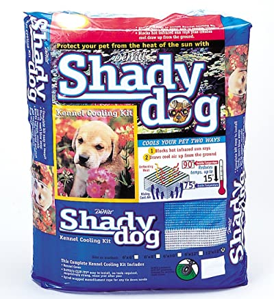 DeWitt 6-Feet by 10-Feet Shady Dog Shade Screen