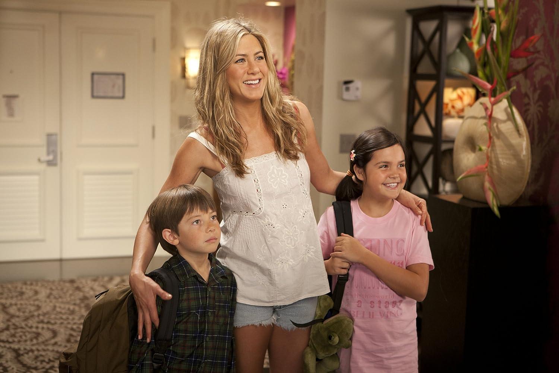 Amazon com: Just Go With It: Jennifer Aniston, Adam Sandler