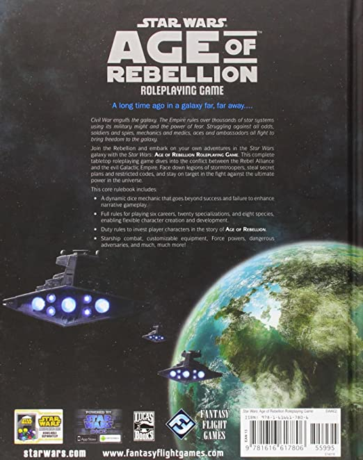 Galaxy at War A Star Wars Roleplaying Game Supplement