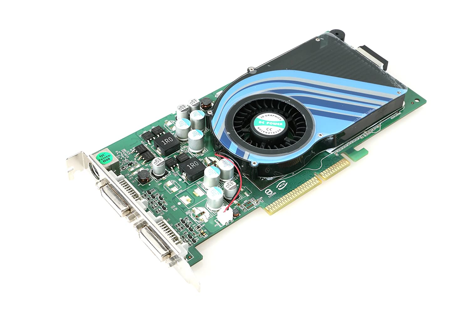 NVidia GeForce 7950 GT 512 MB Graphics Card AGP 7950GT Video DVI VGA HDTV 8x Graphic Adapter AGP8x Amazoncouk Computers Accessories