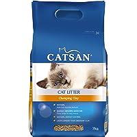 Catsan CLCU15 Ultra Clumping Clay Cat Litter, 15kg