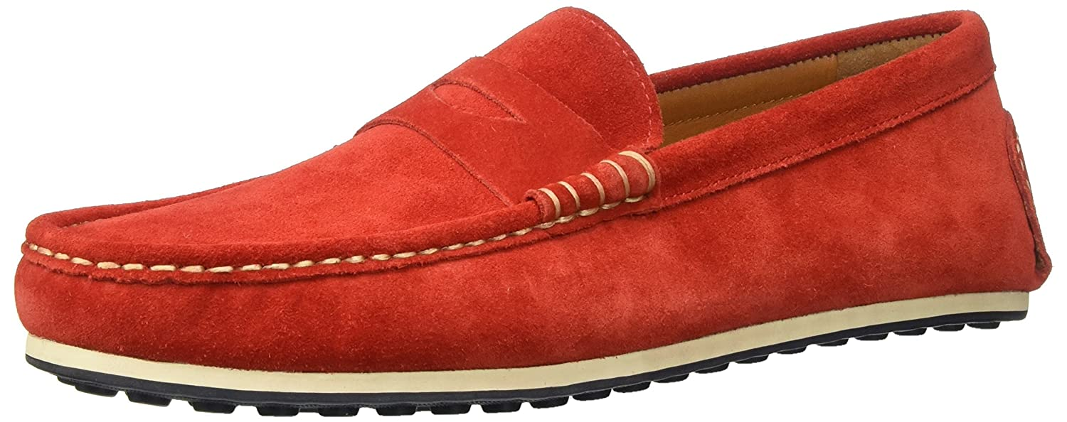 fc675a38da8 Allen Edmonds Men s Turner Penny Driving Style Loafer  Amazon.co.uk  Shoes    Bags