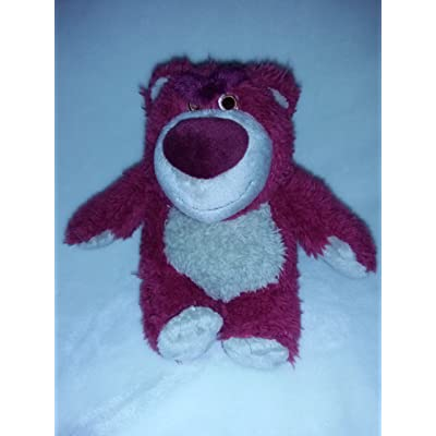 Disney Toy Story 3 Lotso Plush Toy -- 7'' H by Disney Parks: Toys & Games