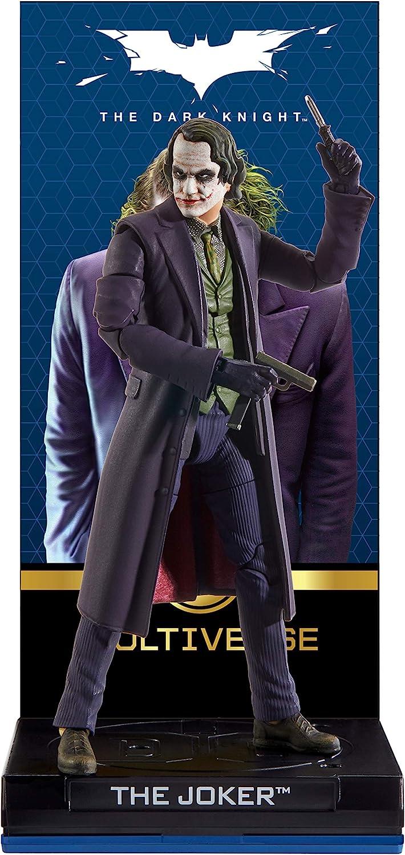 DC Comics Multiverse HEATH LEDGER JOKER Dark Knight Signature Collection IN HAND